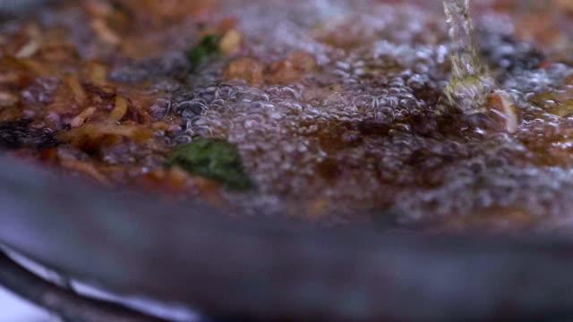 Slo Mo Fried Food