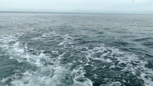 Slo Mo, Waves splashing