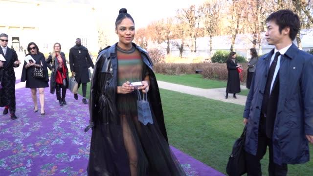 FRA: Paris Fashion Week - Haute Couture Spring/Summer 2020 : Dior