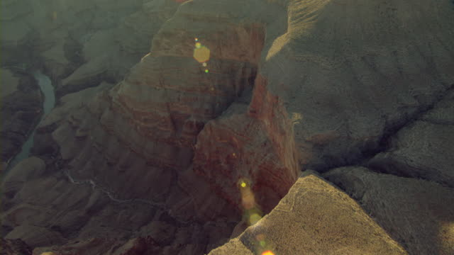 slot canyons join together to form the grand canyon. - slot canyon stock videos & royalty-free footage