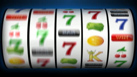 hd slot machine - gambling stock videos & royalty-free footage
