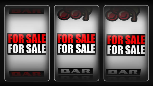 slot machine winner for sale - sold! - loss stock videos & royalty-free footage