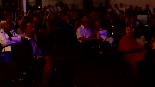 slovenia holds an international festival despite covid-19 escalating on august 27 in ljubljana, slovenia. nights in old ljubljana town, a traditional... - slovenia stock videos & royalty-free footage