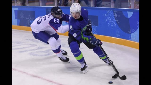 Slovenian ice hockey player Ziga Jeglic fails a drugs test and is suspended