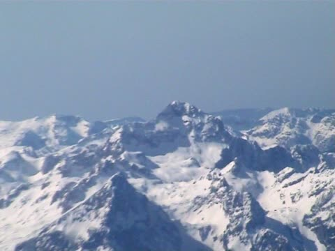 slovenian mountains - triglav national park stock videos and b-roll footage