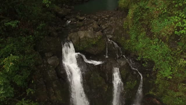 Slow Descent Into Waterfalls