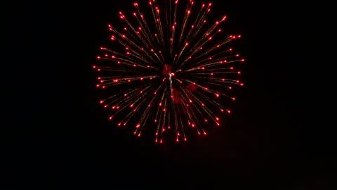 slow firework. - single object stock videos & royalty-free footage