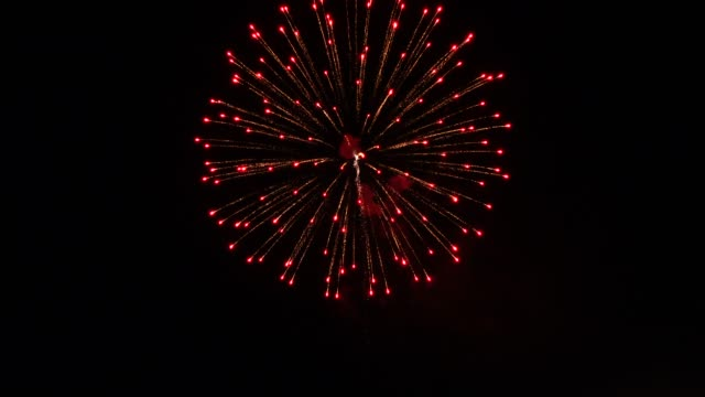 slow firework. - single object stock videos & royalty-free footage