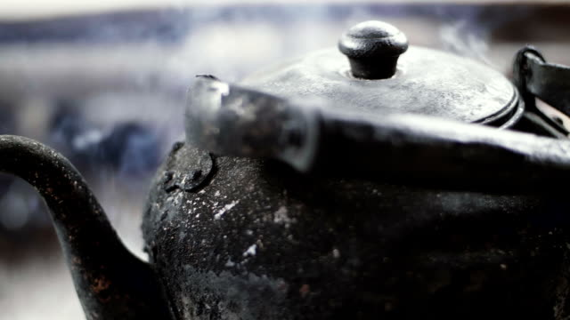 Slow Motion : Dirty Kettle