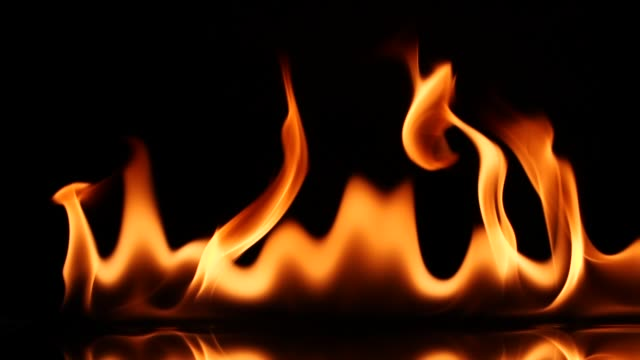 slow motion fire flame ignition - furnace stock videos & royalty-free footage