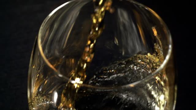 Slow Motion Liquid Pour