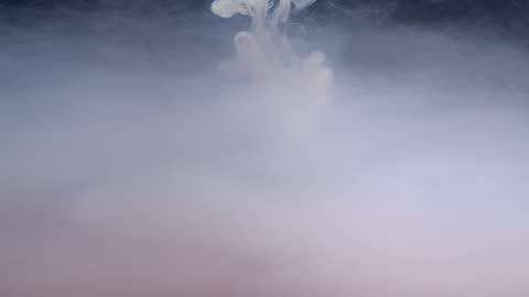 slow motion smoke cloud liquid colour ink in water - blob stock videos & royalty-free footage
