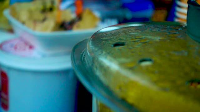 zeitlupe, wasserdampf - teekessel stock-videos und b-roll-filmmaterial