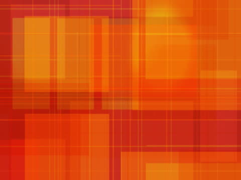 slow moving orange and red plaid - plaid stock videos & royalty-free footage
