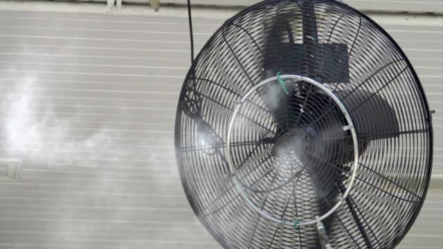 slow: steam fan - electric fan stock videos & royalty-free footage