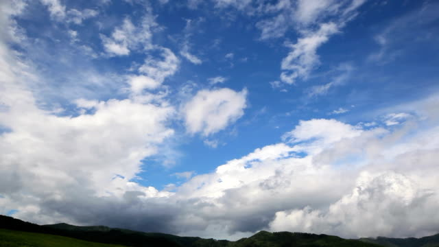 slow timelapse clouds - plusphoto stock videos & royalty-free footage