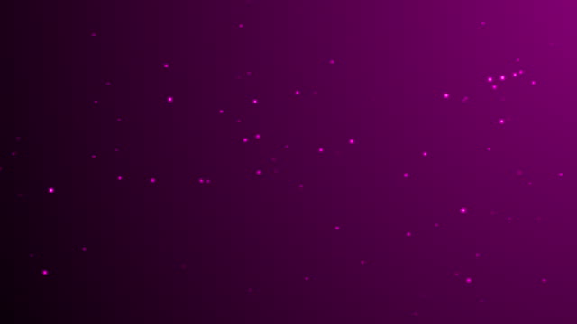 slowly falling magenta bokeh,glitter lights,defocused light reflections like snowing on a colored gradient 4k loopable blurred motion video for concepts of winter, snow, love, transitions, christmas,party-social events,celebration events,birthday events - less than 10 seconds stock videos & royalty-free footage