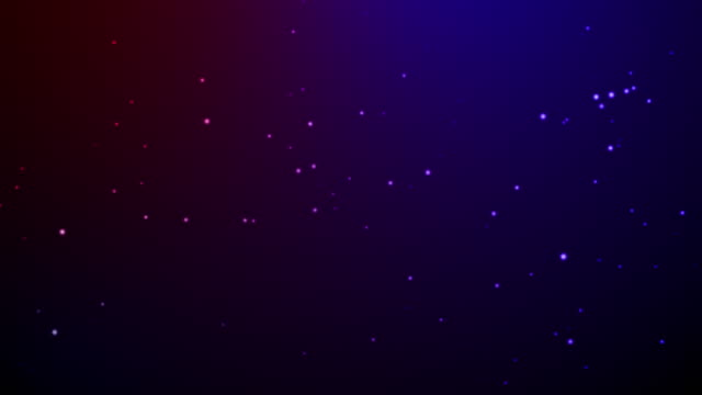 Slowly falling purple bokeh,glitter lights,defocused light reflections like snowing on a colored gradient 4k loopable blurred motion video for concepts of winter, snow, love, transitions, Christmas, party-social events, celebration events, birthday events