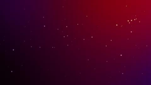 vídeos y material grabado en eventos de stock de bokeh rojo que cae lentamente, luces brillantes, reflejos de luz desenfocados como la nieve en un degradado de color 4k loopable video de movimiento borroso para conceptos de invierno, nieve, amor, transiciones, navidad, eventos sociales de fiesta, eventos - less than 10 seconds