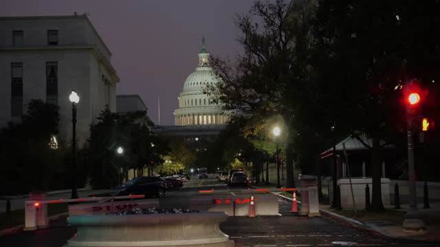 usa slowly re-opens - congress stock videos & royalty-free footage