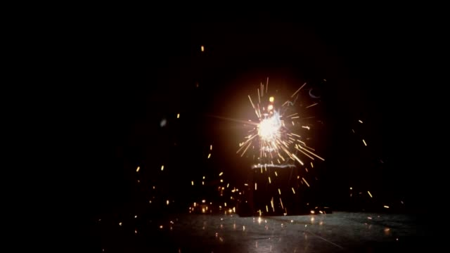 full hd slow-motion: professional welder. - sparks stock videos & royalty-free footage