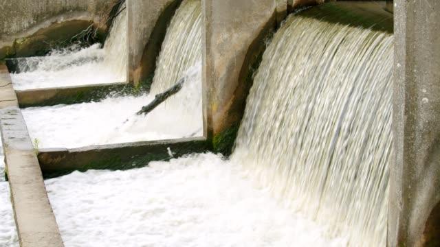 スルース ウォーター ゲート - 運河点の映像素材/bロール