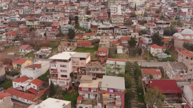 slum area - turkey middle east stock videos & royalty-free footage