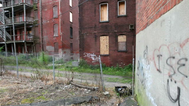 slum - new england usa stock videos & royalty-free footage