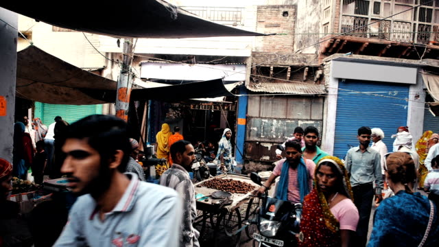 slums of agra - agra stock videos and b-roll footage