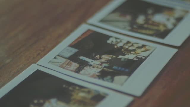 vídeos y material grabado en eventos de stock de emprendedores de pequeñas empresas - transferencia de impresión instantánea