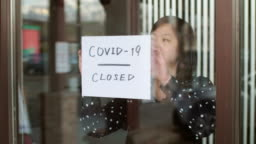 Small Business Owner Affected by COVID-19