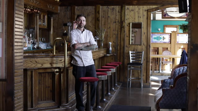 small business restaurant owners - full length stock videos & royalty-free footage