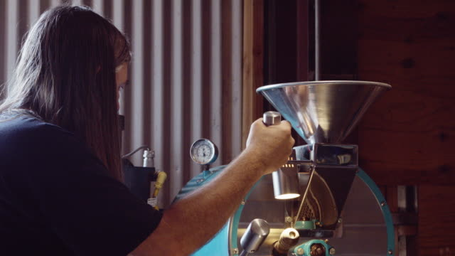 Small Coffee Roasting Business