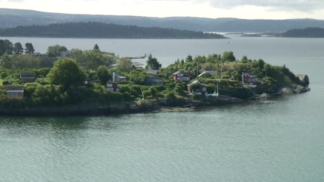 Small island in south Norway.