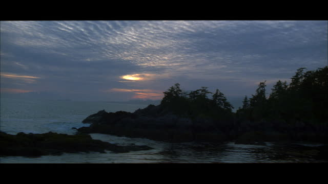 aerial small, tree-covered islands in an inlet / massachusetts, united states - inlet stock videos & royalty-free footage