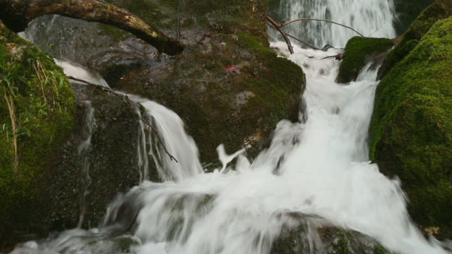 small waterfalls - named wilderness area stock videos & royalty-free footage