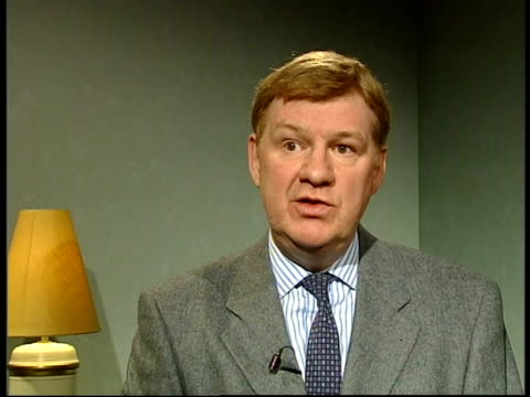 Key workers vaccinated ITN ENGLAND London Sir Liam Donaldson interviewed SOT Side effects would be substantial