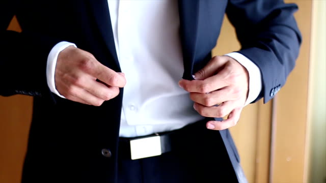 smart businessman - suit jacket stock videos & royalty-free footage
