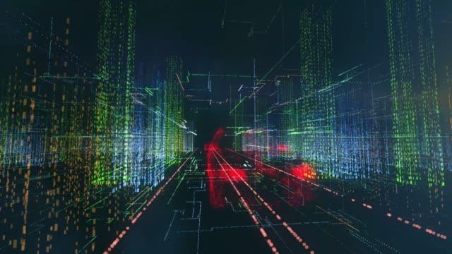 smart car - autonomous technology stock videos & royalty-free footage