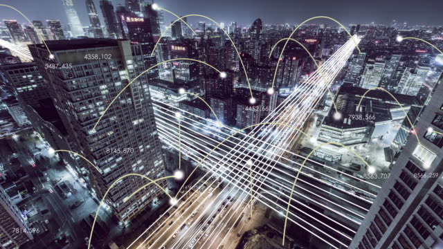 t/l ha smart city - data mining stock videos & royalty-free footage