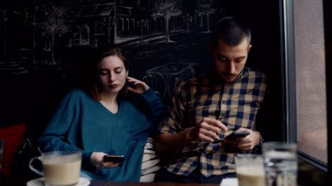 smart phone addiction - slow stock videos & royalty-free footage