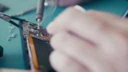 DIY smart phone repair