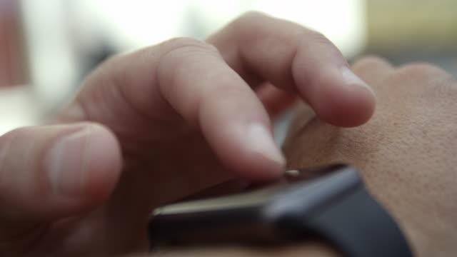 4K Smart Watch - Close Up