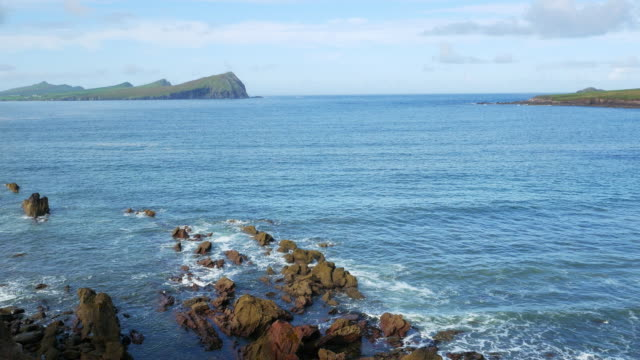 Smerwick Harbour Bay And the Three Sisters On Dingle Peninsula