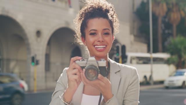 Ein Lächeln für die Kamera!