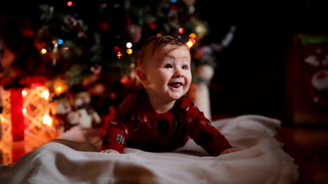 177f5fa7b 80 Top Baby Christmas Video Clips & Footage - Getty Images
