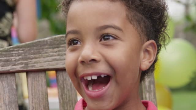 smiling boy - brown eyes stock videos & royalty-free footage