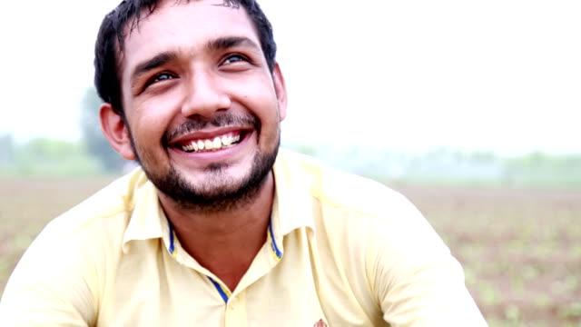 Smiling Men Portrait