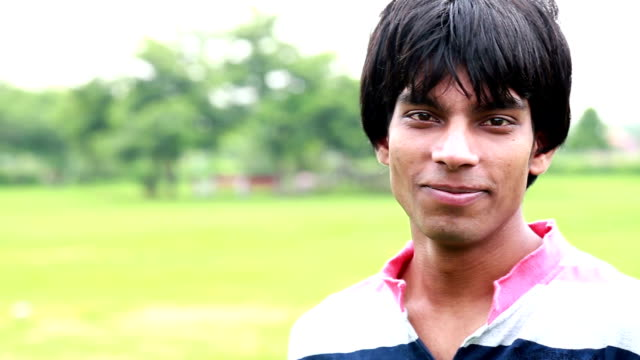 smiling portrait - video portrait stock videos & royalty-free footage