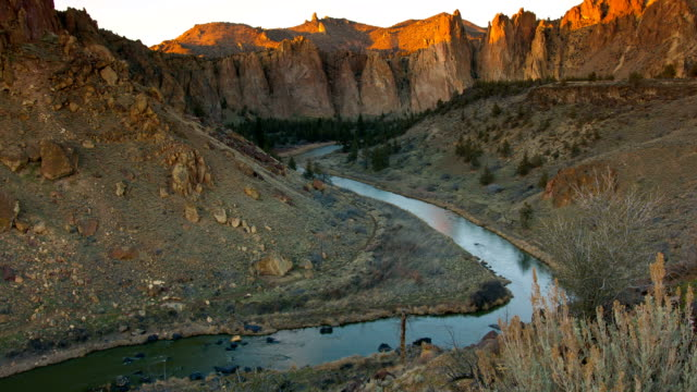 smith rock - oregon us state stock videos and b-roll footage